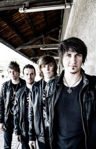 Foto der Band Arising Fear