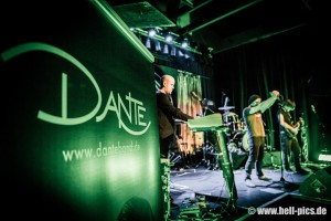 DANTE Band - When We Were Beautiful Tour Oberhausen © Patrick Kramer